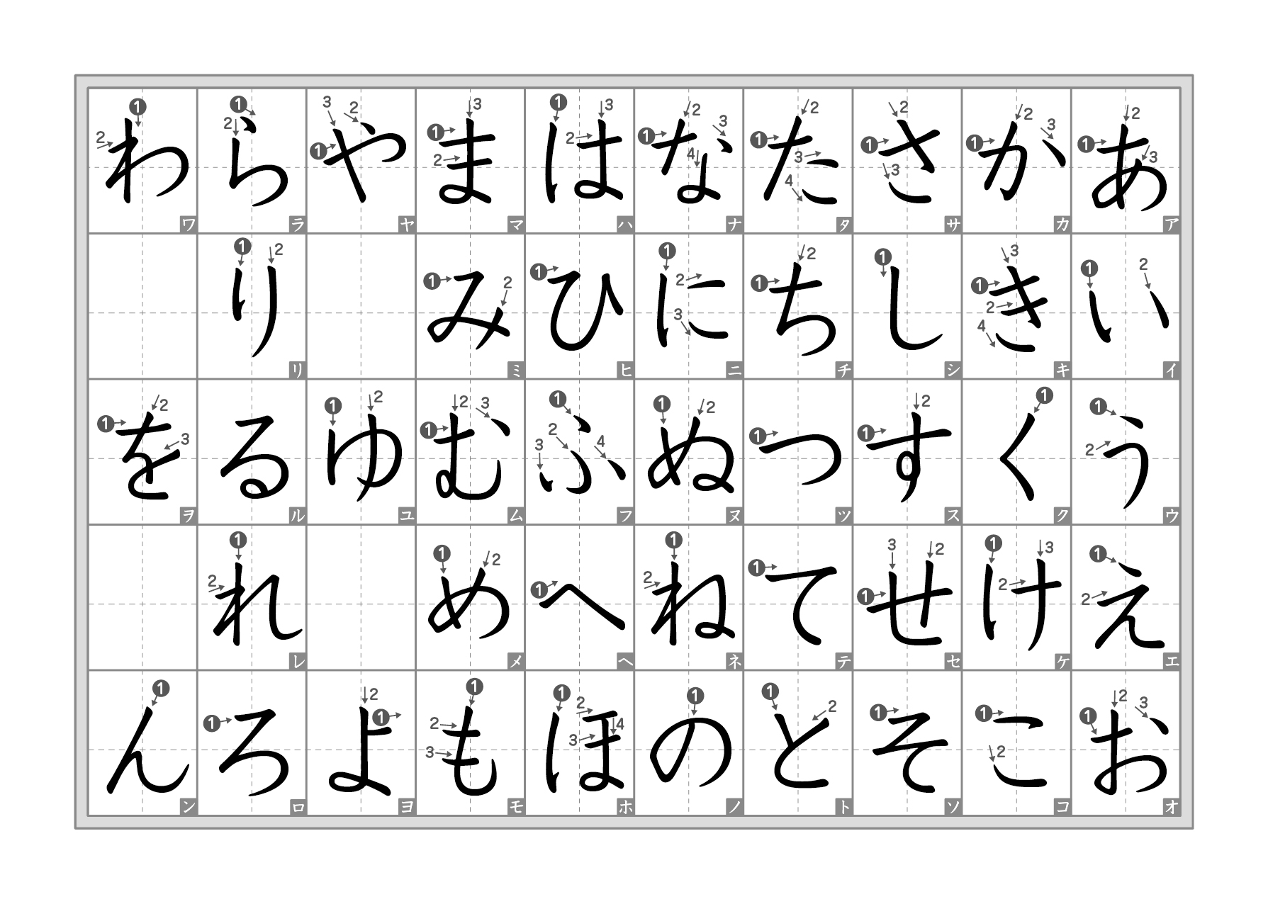 kakijun_hiragana2