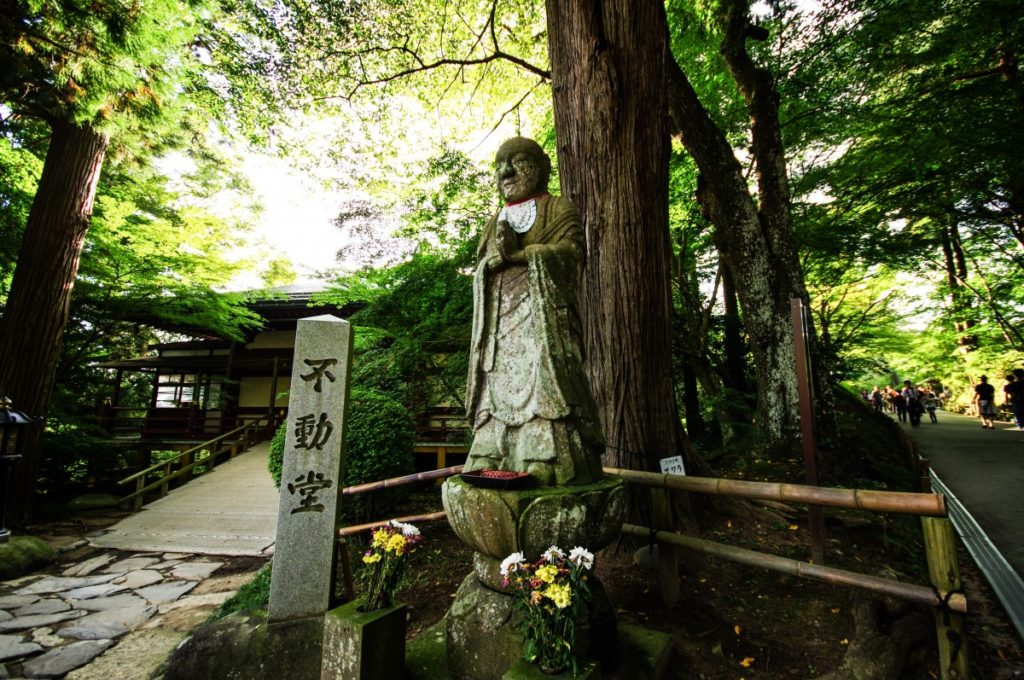 mysterious_buddha_statue_mountain_japan_natural_light_woods_wood-853277